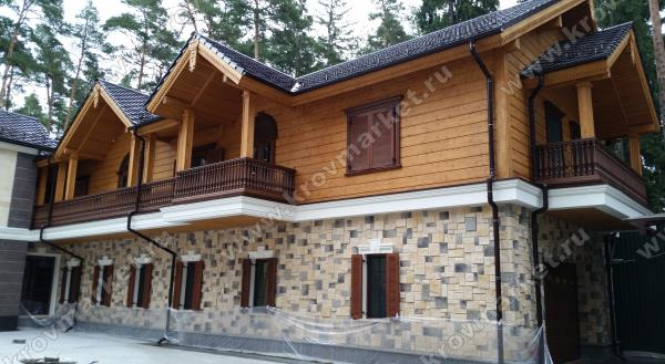 Комбинированный гостевой дом на Рублевском шоссе